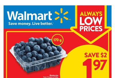 Walmart (Atlantic) Flyer April 15 to 21
