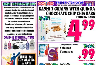 Fredericton Co-op Flyer April 15 to 21