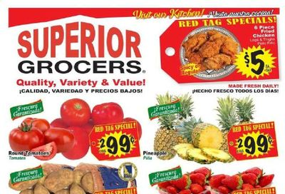Superior Grocers Weekly Ad Flyer April 14 to April 20