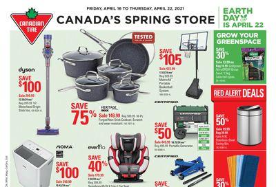 Canadian Tire (Atlantic) Flyer April 16 to 22