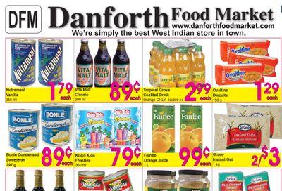 Danforth Food Market Flyer April 15 to 21