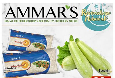 Ammar's Halal Meats Flyer April 15 to 21
