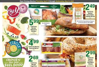 Big Y (CT, MA) Weekly Ad Flyer April 15 to May 12