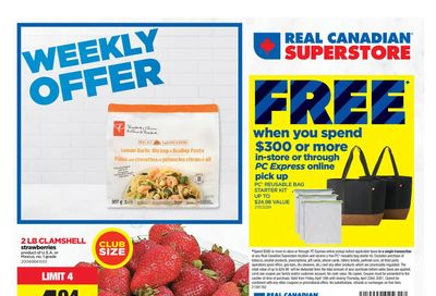 Real Canadian Superstore (West) Flyer April 16 to 22
