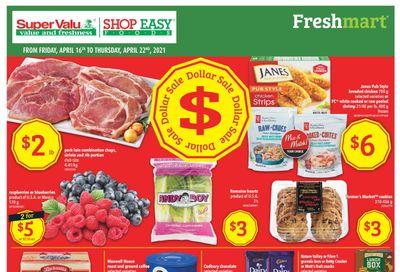 Shop Easy & SuperValu Flyer April 16 to 22