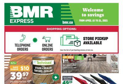 BMR Flyer April 15 to 21