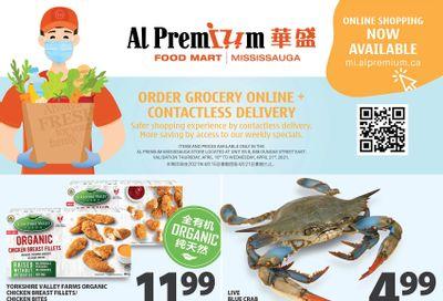 Al Premium Food Mart (Mississauga) Flyer April 15 to 21