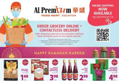 Al Premium Food Mart (Eglinton Ave.) Flyer April 15 to 21