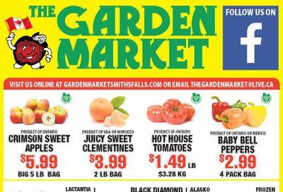 The Garden Market Flyer April 16 to 22