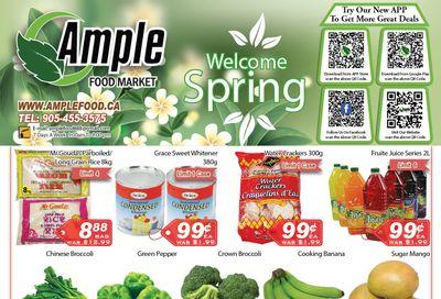 Ample Food Market (Brampton) Flyer April 16 to 22