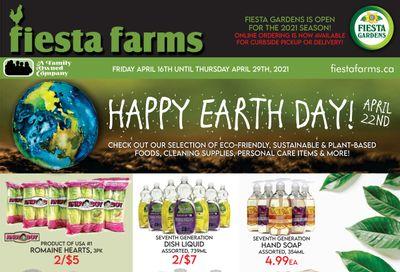 Fiesta Farms Flyer April 16 to 29