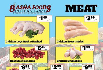 Basha Foods International Flyer April 16 to 29