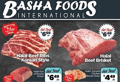 Basha Foods International Flyer March 10 to 16