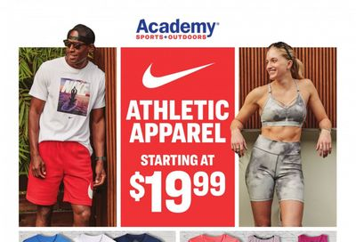 Academy Sports Weekly Ad Flyer April 19 to April 25