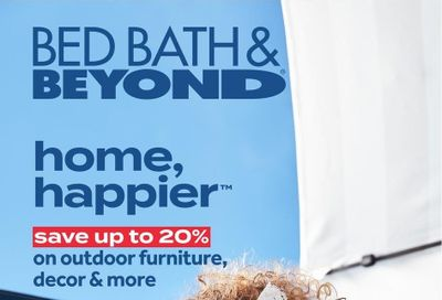 Bed Bath & Beyond Weekly Ad Flyer April 12 to April 25