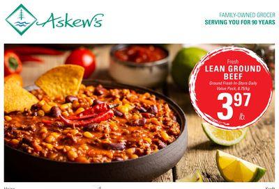 Askews Foods Flyer April 18 to 24
