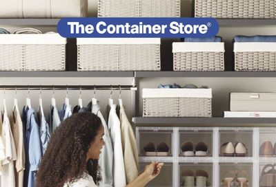 The Container Store Weekly Ad Flyer April 19 to April 26