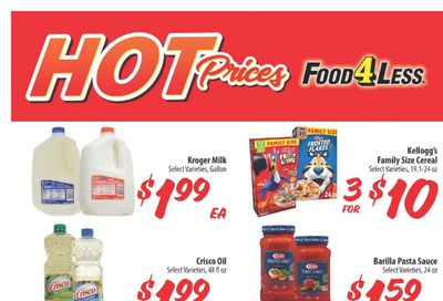 Food 4 Less (IN) Weekly Ad Flyer April 21 to April 27