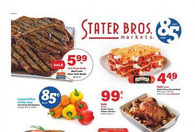Stater Bros. Weekly Ad Flyer April 21 to April 27