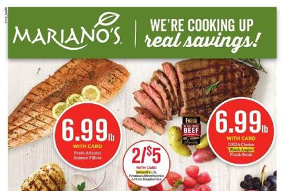 Mariano's Weekly Ad Flyer April 21 to April 27