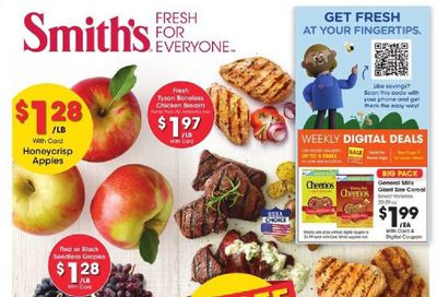 Smith's (AZ, ID, MT, NM, NV, UT, WY) Weekly Ad Flyer April 21 to April 27