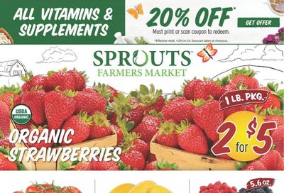 Sprouts Weekly Ad Flyer April 21 to April 27
