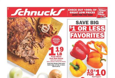 Schnucks (IA, IL, IN, MO, WI) Weekly Ad Flyer April 21 to April 27