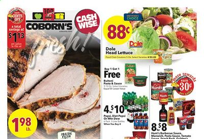 Coborn's (MN, SD) Weekly Ad Flyer April 21 to April 27