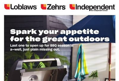 Loblaws (ON) Outdoor Living Flyer April 22 to June 2
