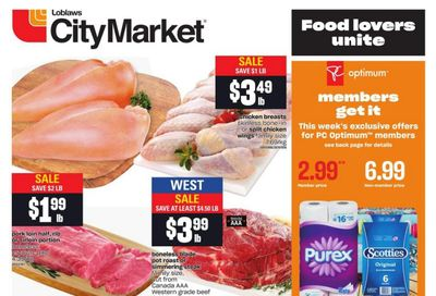 Loblaws City Market (West) Flyer April 22 to 28