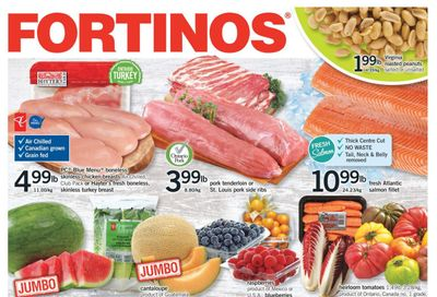 Fortinos Flyer April 22 to 28