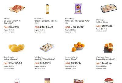 Whole Foods Market (West) Flyer April 21 to 27