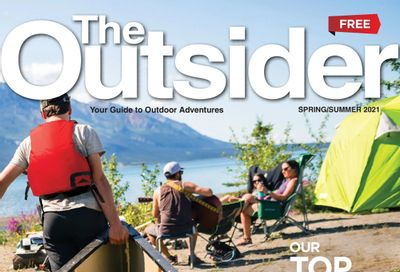 Canadian Tire The Outsider Guide April 23 to May 19