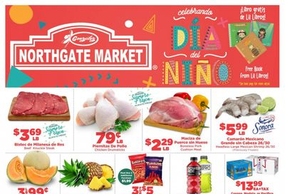 Northgate Market (CA) Weekly Ad Flyer April 21 to April 27