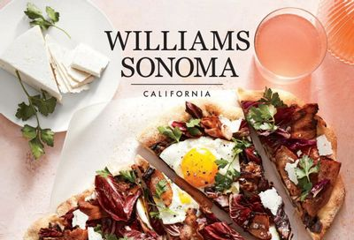 Williams-Sonoma Weekly Ad Flyer April 22 to April 29
