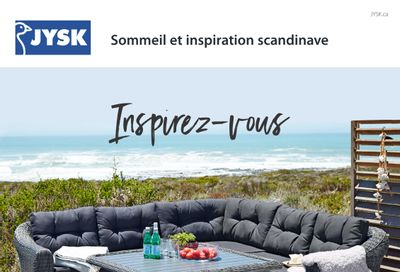 JYSK (QC) Summer Catalogue April 22 to August 12
