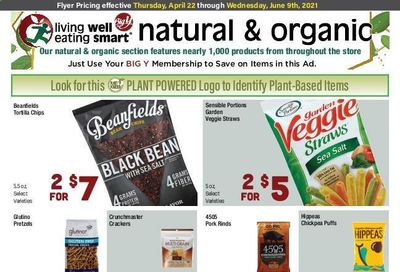 Big Y (CT) Weekly Ad Flyer April 22 to June 9
