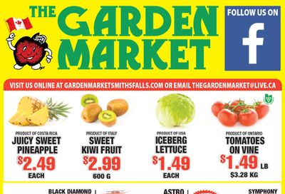 The Garden Market Flyer April 23 to 29