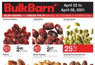 Bulk Barn Flyer April 22 to 28