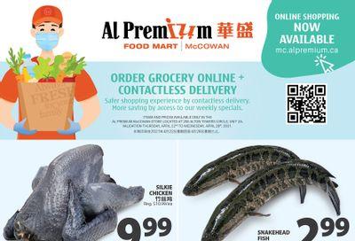 Al Premium Food Mart (McCowan) Flyer April 22 to 28