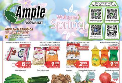 Ample Food Market (Brampton) Flyer April 23 to 29