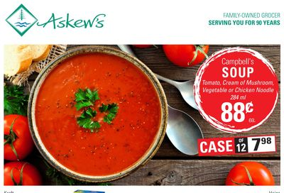 Askews Foods Flyer April 25 to May 1