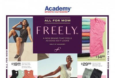 Academy Sports Weekly Ad Flyer April 26 to May 2