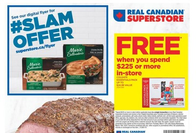 Real Canadian Superstore (ON) Flyer March 12 to 18