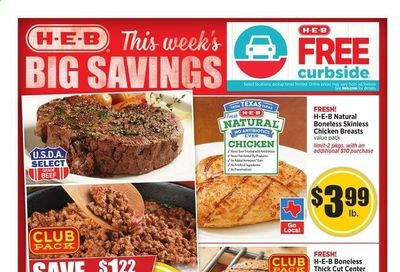 H-E-B (TX) Weekly Ad Flyer April 28 to May 4