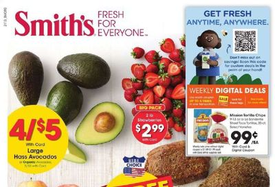 Smith's (AZ, ID, MT, NM, NV, UT, WY) Weekly Ad Flyer April 28 to May 4