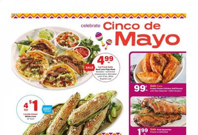 Stater Bros. Weekly Ad Flyer April 28 to May 4