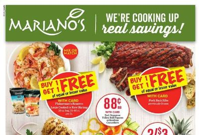 Mariano's Weekly Ad Flyer April 28 to May 4
