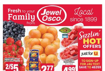 Jewel Osco (IN) Weekly Ad Flyer April 28 to May 4