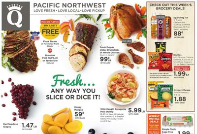 QFC Weekly Ad Flyer April 28 to May 4